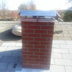 Chimney Housing and Cap